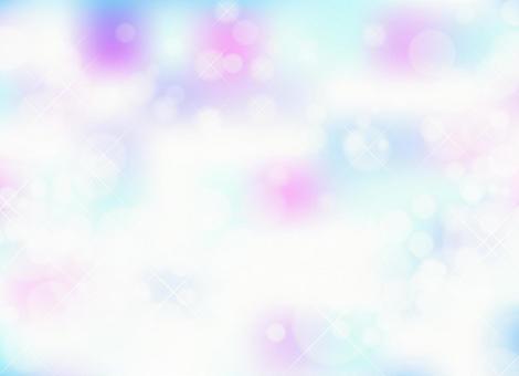 White fantasy background