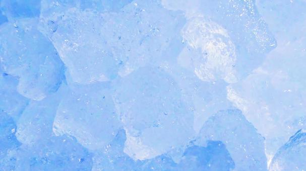 얼음 5 (청색)