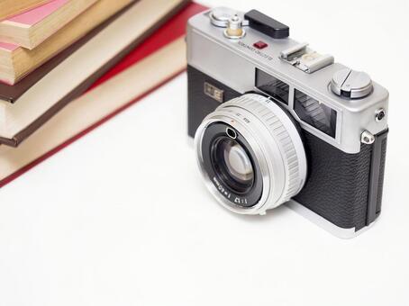 Book and camera 2