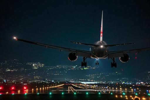 Airport Plane (Itami Airport) 97