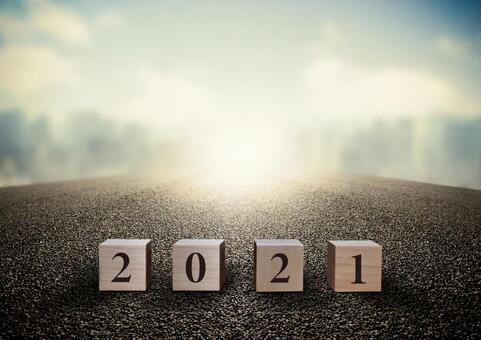 2021 년의 시작