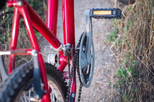 自行车踏板