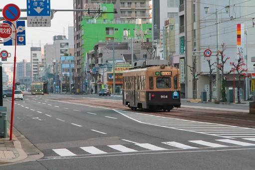 Hiroden / Hiroshima City · Tram