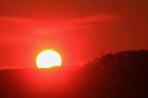 First sunrise (2012)