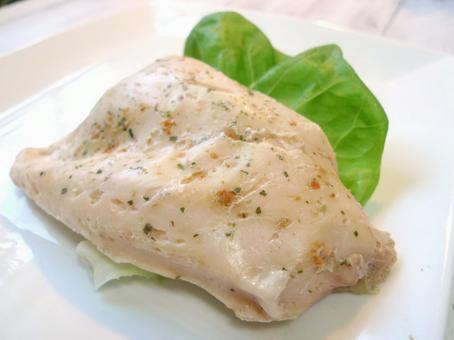 Salad chicken (single unit)