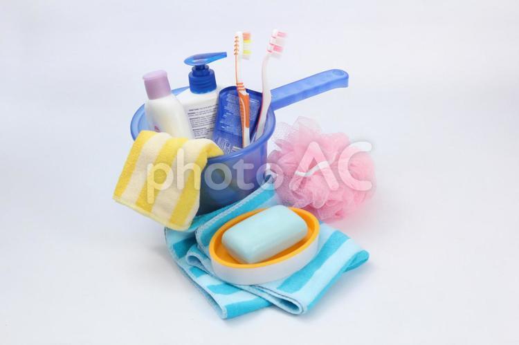 掃除 お風呂用品113の写真