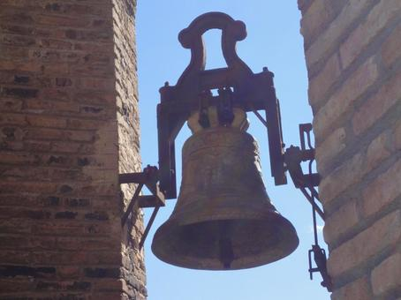 Colonia Guell Church Bell