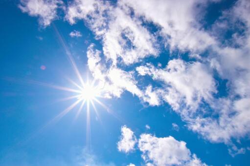 부드러운 구름 하늘 0430