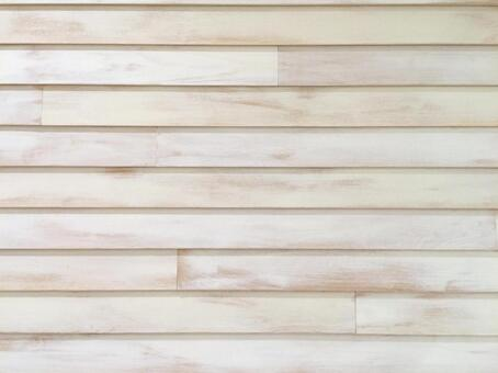Wood wall 3 white
