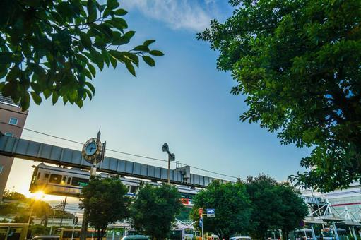 쇼난 모노레일 (가나가와 현 가마쿠라시)