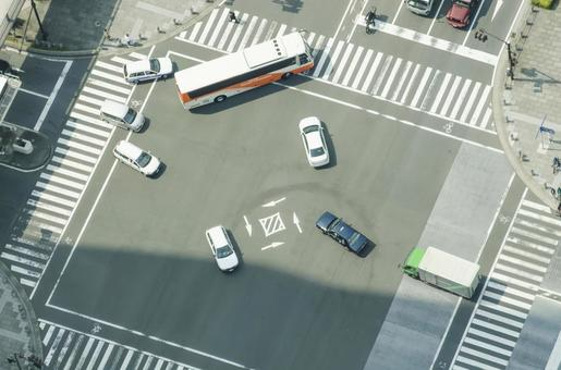 Yokohama crossing point 2