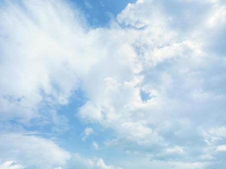 Summer clouds 2
