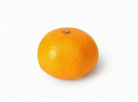 Mandarin orange (psd background transparent)