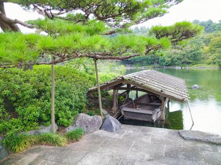 Showa Kinen Park Japanese Garden (Shipyard)