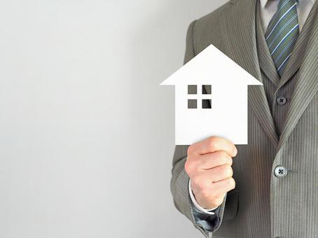 Businessman 【real estate agent】