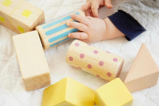Block play / baby play 3