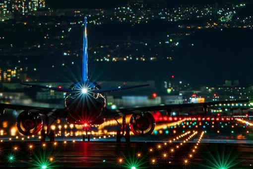 Airport Plane (Itami Airport) 114