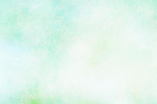 Watercolor-style green texture blur background