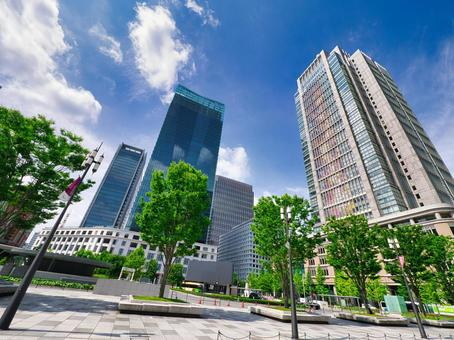 Tokyo Station Marunouchi South Exit Office Building