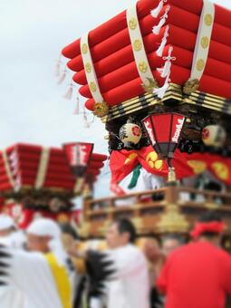 Fall Festival Futon drum