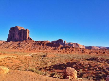 United States of America Monument Valley