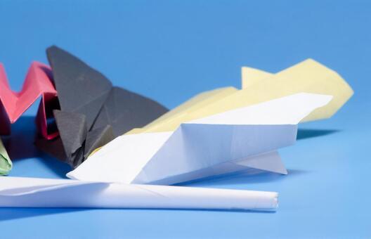 Paper flying machine 65