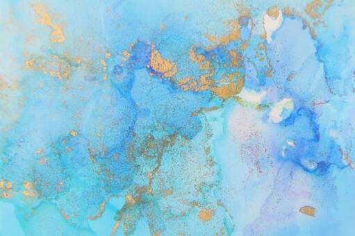 Marble pattern background blue
