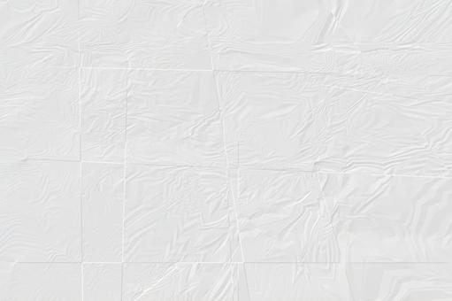 具有皺紋和摺痕的紙張紋理紙張背景材料 2