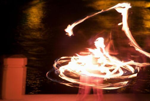 Fire dance 60
