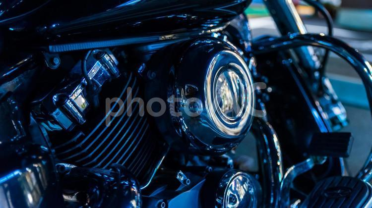 エンジンの写真