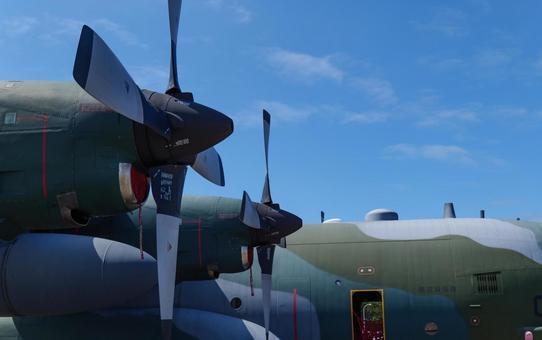 Yokota Air Self Defense Force aircraft