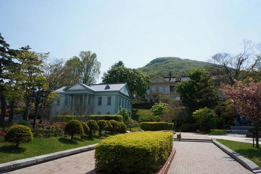Hakodate Motomachi Park