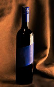 Wine bottle 9