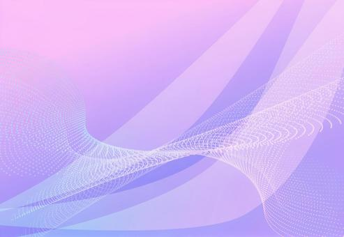 Pink Gradient-Abstract Dot Abstract CG Glitter Background