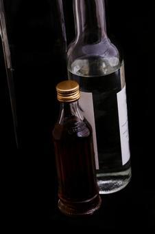 Bottle of liquor 2
