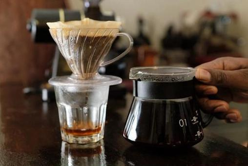 How to make coffee 17: Leave the part where bitterness and miscellaneous taste accumulate