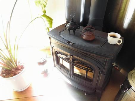 Life with wood stove