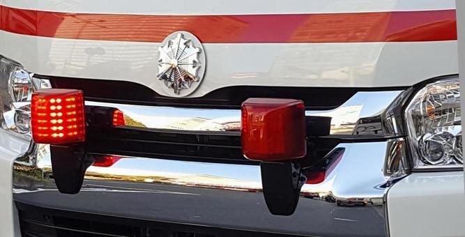 Ambulance emblem