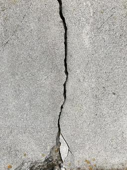 Cracked old concrete texture material _b_20