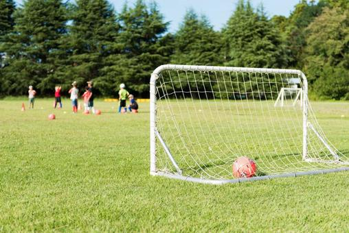 Boy football image