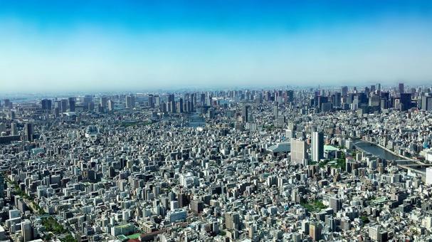 도쿄의 거리 풍경 -4