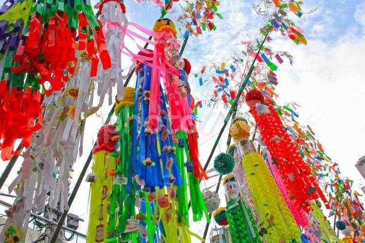 七夕祭りの写真