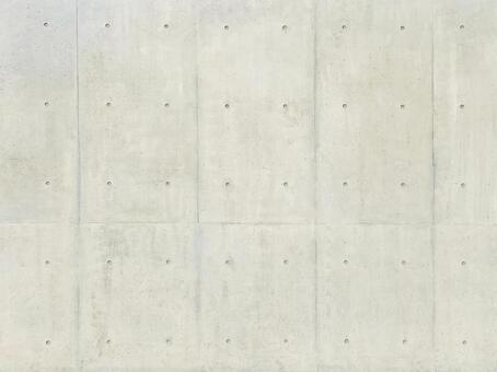 Unfinished concrete background material