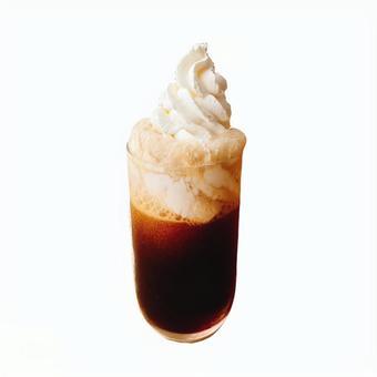 Coke float 1