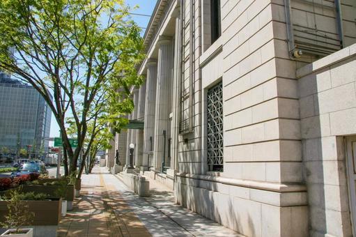 고베 구 거류지의 거리 풍경