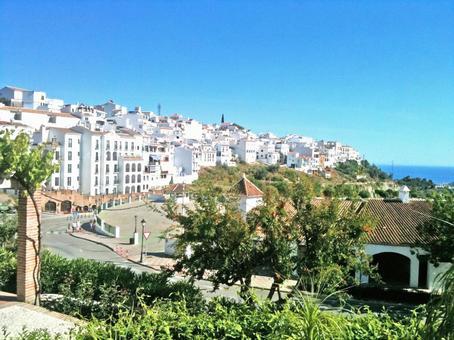 하얀 마을 @ 스페인 후리히리아나 1