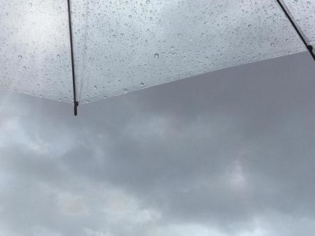 Sky on a rainy day 2