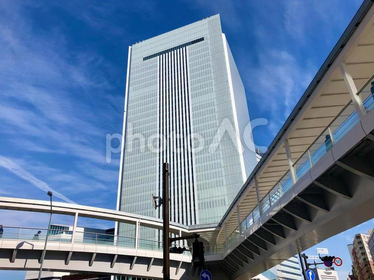 横浜市役所ビルの写真