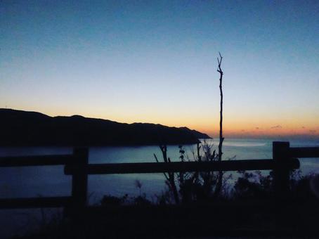 Amami Oshima dusk