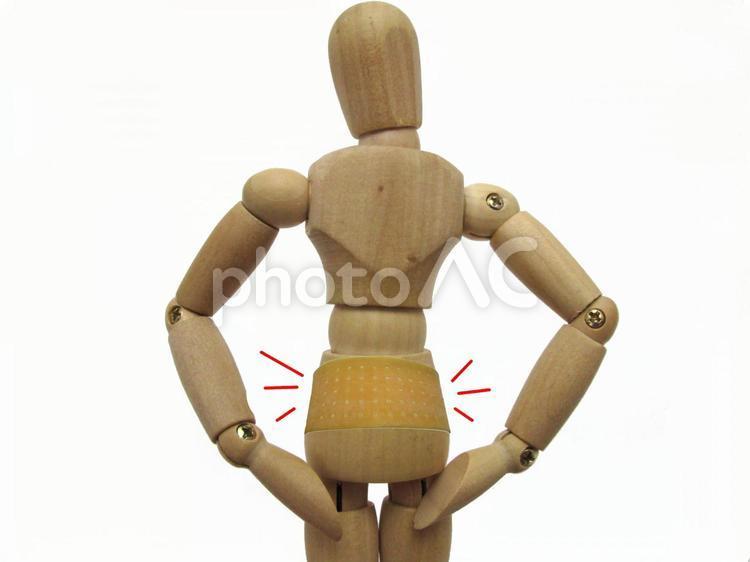 腰痛ベルト2の写真